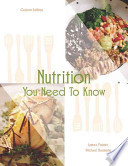 Nutrition You Need to Know