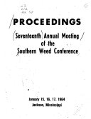 Proceedings [of The] Annual Meeting