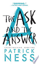 The Ask and the Answer Patrick Ness Cover