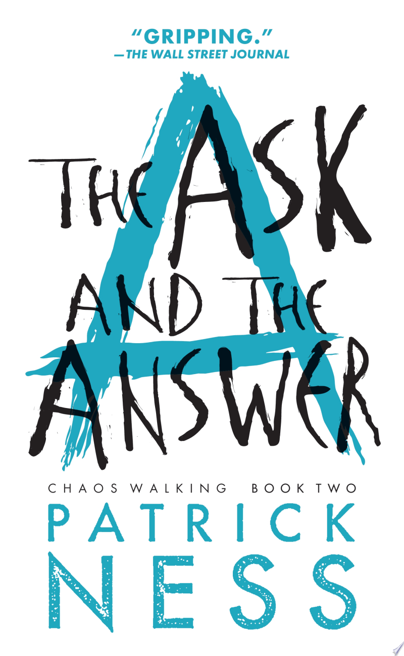 The Ask and the Answer image
