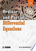 Ordinary and Partial Differential Equations, 20th Edition