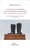 Pdf La politique et l'histoire dans la philosophie française face au socialisme réel dans l'après-guerre Telecharger