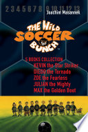The Wild Soccer Bunch Collection   5 Books Set