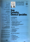 Soap, Cosmetics, Chemical Specialties