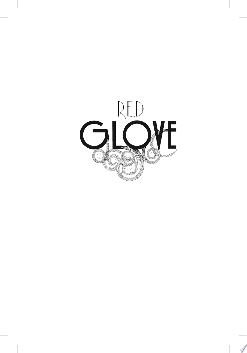 Red Glove banner backdrop