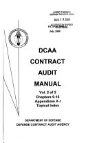 DCAA Contract Audit Manual