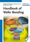 Handbook Of Wafer Bonding Book PDF