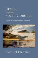 Justice and the Social Contract