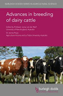 Advances in Breeding of Dairy Cattle Book