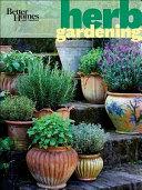 Better Homes   Gardens Herb Gardening