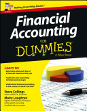 Financial Accounting For Dummies - UK