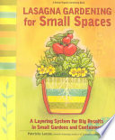 Lasagna Gardening for Small Spaces