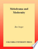 Melodrama and Modernity