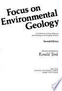 Focus on Environmental Geology