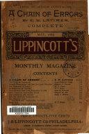 Lippincott S Monthly Magazine