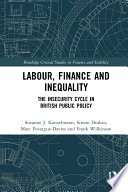 Labour, Finance and Inequality