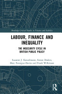 Pdf Labour, Finance and Inequality