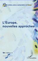 L'Europe, nouvelles approches [Pdf/ePub] eBook