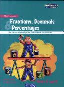 Fractions  Decimals and Percentages