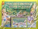 Five Little Monkeys Sitting in a Tree(페이퍼북+Tape)