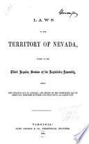 Statutes of the State of Nevada Pdf/ePub eBook