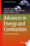 Advances in Energy and Combustion