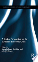 A Global Perspective On The European Economic Crisis