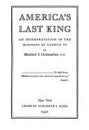 America s Last King Book PDF