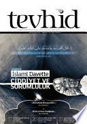 İslamî Davette Ciddiyet ve Sorumluluk, Sayı 15