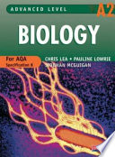 A2 Biology For Aqa Specification B Book PDF