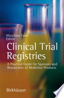 Clinical Trial Registries
