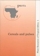 Cereals and pulses