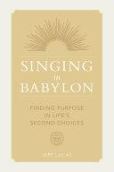 Singing in Babylon Pdf/ePub eBook