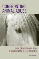 Confronting Animal Abuse Book