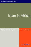 Islam In Africa Oxford Bibliographies Online Research Guide