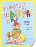 Piggies in Pajamas Book
