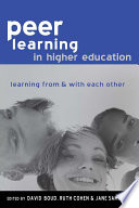 Peer Learning in Higher Education