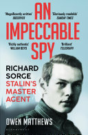 An Impeccable Spy Pdf/ePub eBook