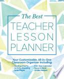 The Best Teacher Lesson Planner