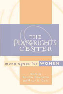 The Playwrights Center Monologues For Women