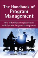 The Handbook of Program Management