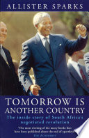 Tomorrow Is Another Country Book