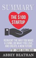 Summary: the $100 Startup