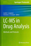 LC MS in Drug Analysis