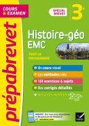 Pdf Prépabrevet Histoire-Géographie EMC 3e Brevet 2022 Telecharger
