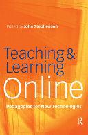 Teaching   Learning Online