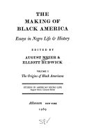 The Making of Black America