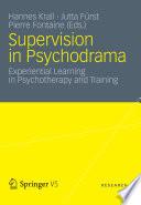 Supervision in Psychodrama