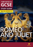 Romeo and Juliet: York Notes for GCSE (9-1)