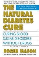 The Natural Diabetes Cure Pdf/ePub eBook